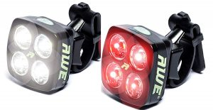 Awe Awe Blitz 8 LED Bike Light