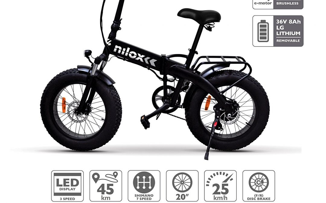 Nilox E Bike X4 Folding E-Bike Review