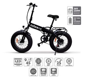 Nilon X4 E Bike