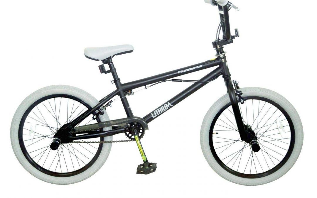 Muddyfox Kids Lithium BMX Bike Review