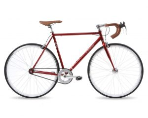 Kingston Hoxton Mens Single Speed Fixie Bike