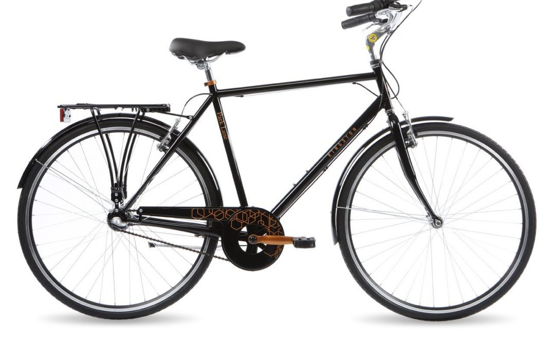 Kingston Park Lane Men's Traditional Hybrid Bike