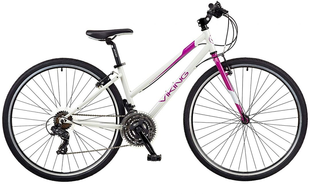 Viking 2018 Urban Ladies 21sp Aluminum Trekking Bike Review
