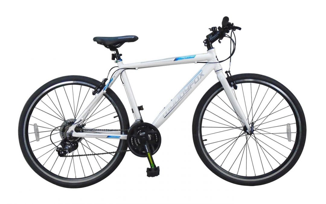Muddyfox Unisex Tempo 100 Hybrid Bike Review