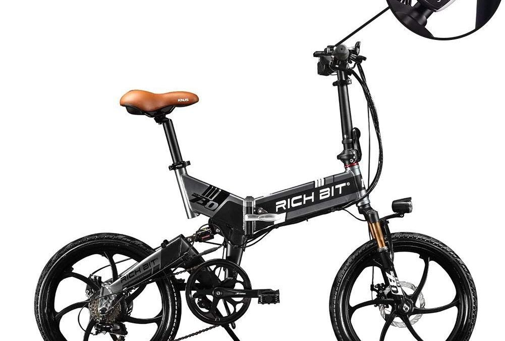 Rich Bit RT 730 Electric Bike Review