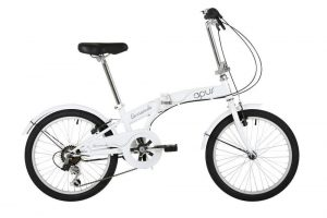 Barracuda Apus Unisex 20 Folding Bike