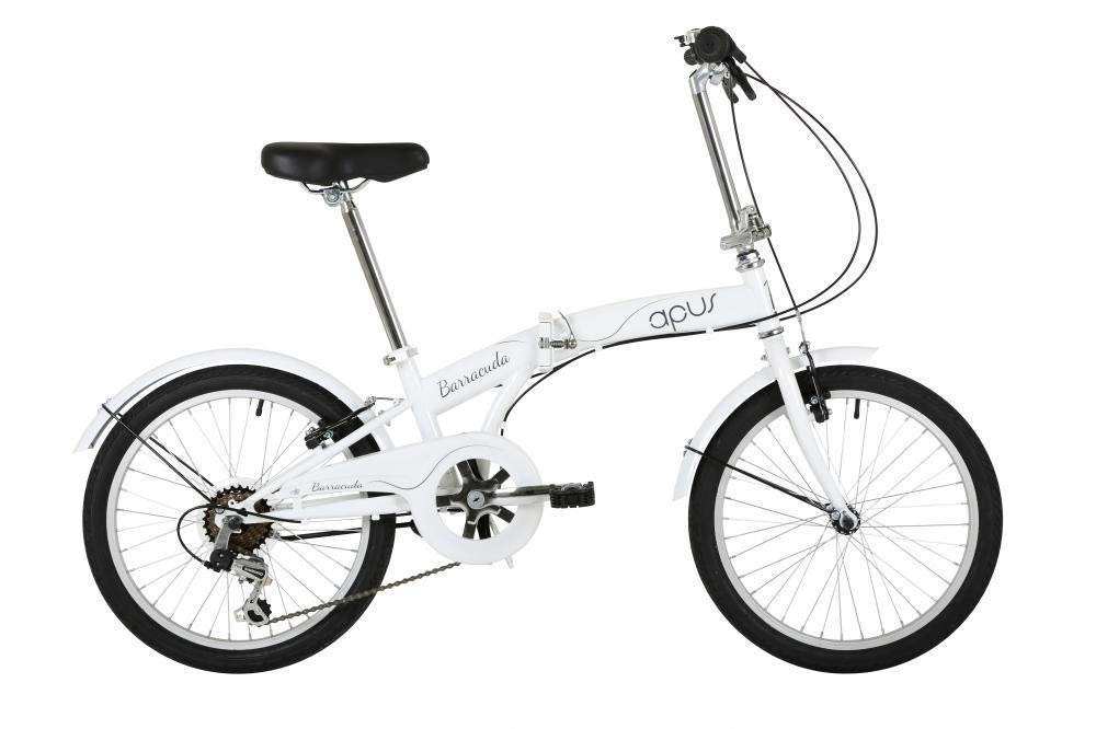 Barracuda Apus Unisex 20″ Folding Bike Review