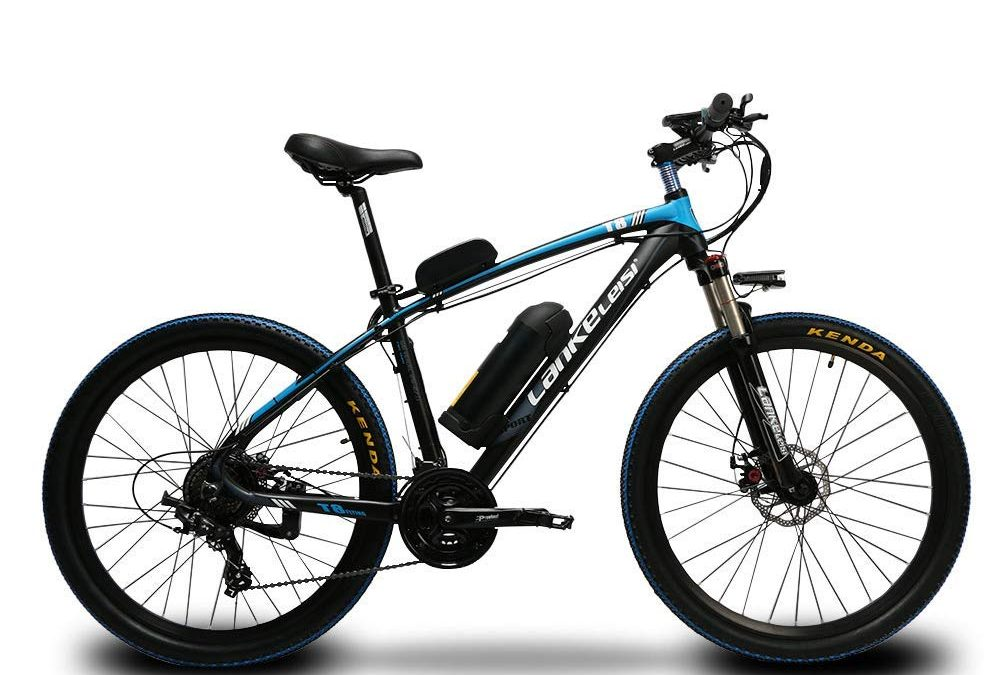 Cyrusher T8 Electric Men's Mountain Bike Review