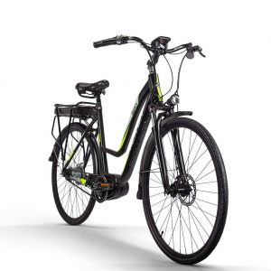 Rich Bit New Electric Bike Pedal Assist System