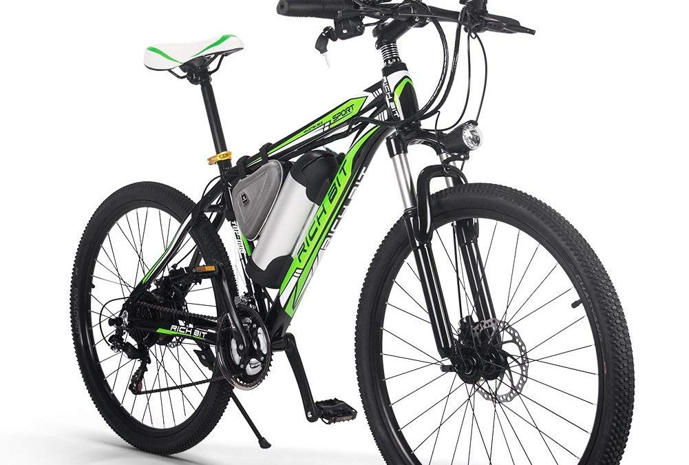 Rich Bit RT-006 Electric Bike Review
