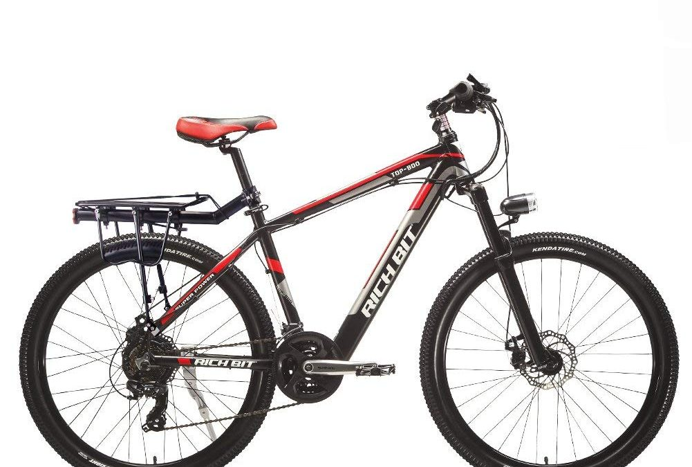 Rich Bit RT – 800 Electric Mountain Bike