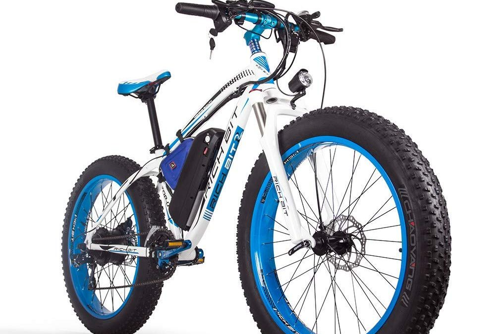 RiсhBit Elесtriс Fat Snоw Bike Review