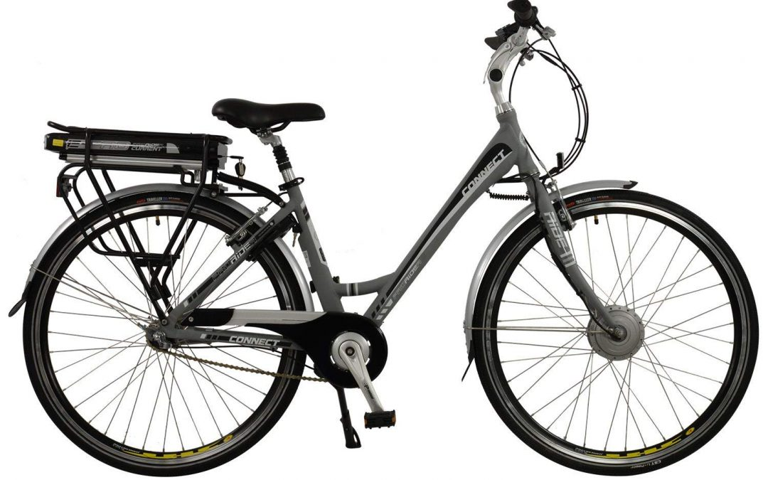 Connect Womens Lightweight Electric Hybrid Bike Review