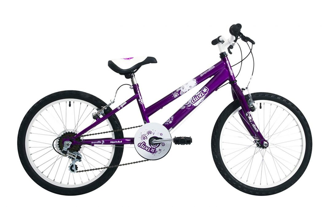 EmmelleDiva Girls' Mountain Bike Review
