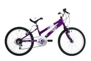 EmmelleDiva Girls' Mountain Bike