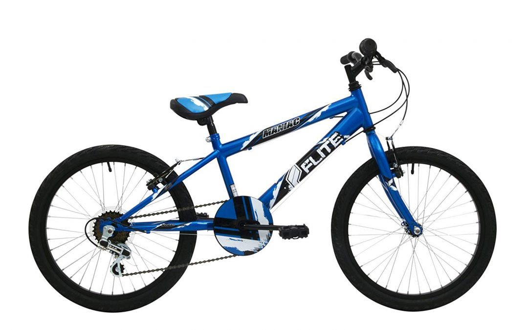 Flite Maniac Boys' Kids Bike Review