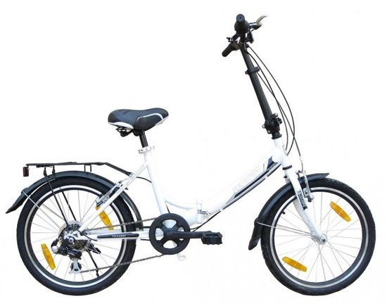 Tiger Foldaway Folding Bike Review