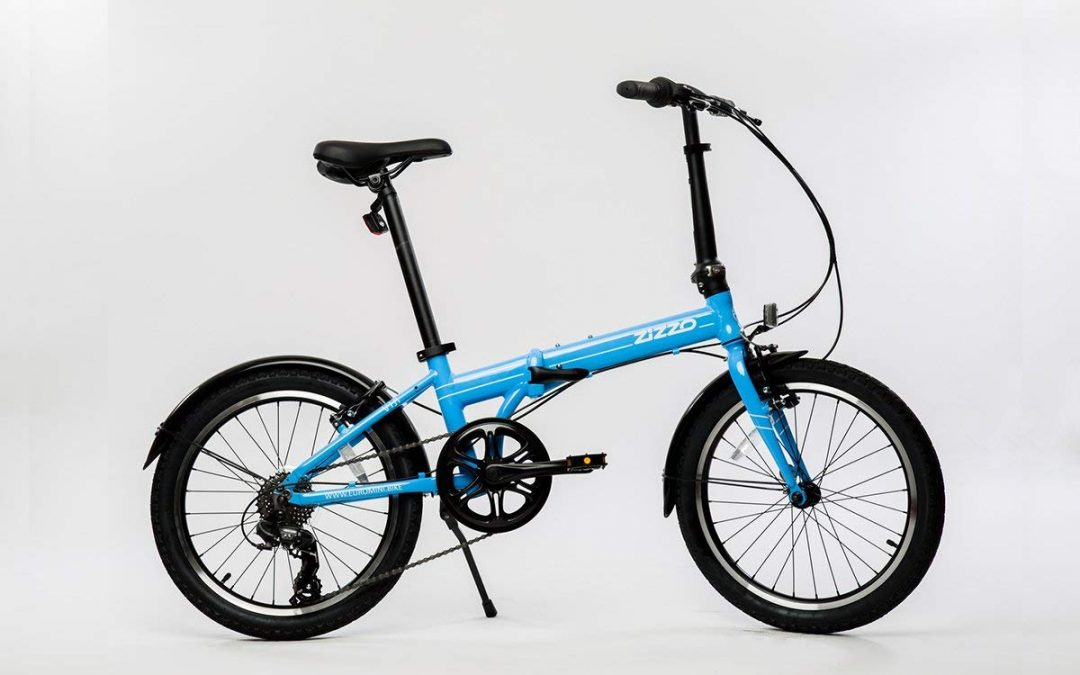 EuroMini Via 26LB Folding Bike Review