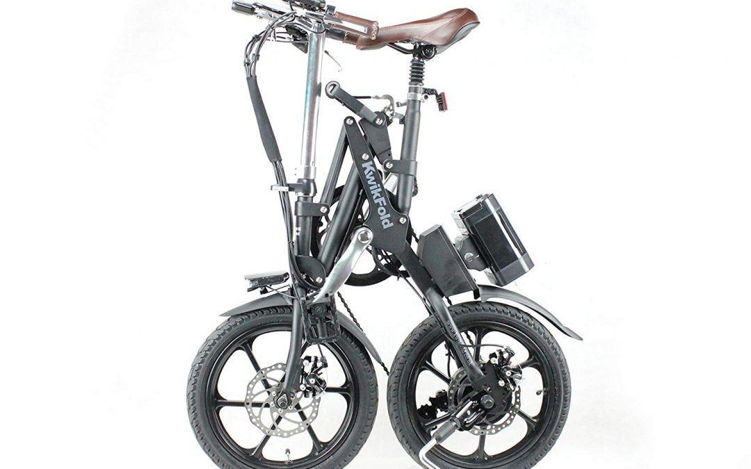 Kwikfold Xite Folding Electric Bike