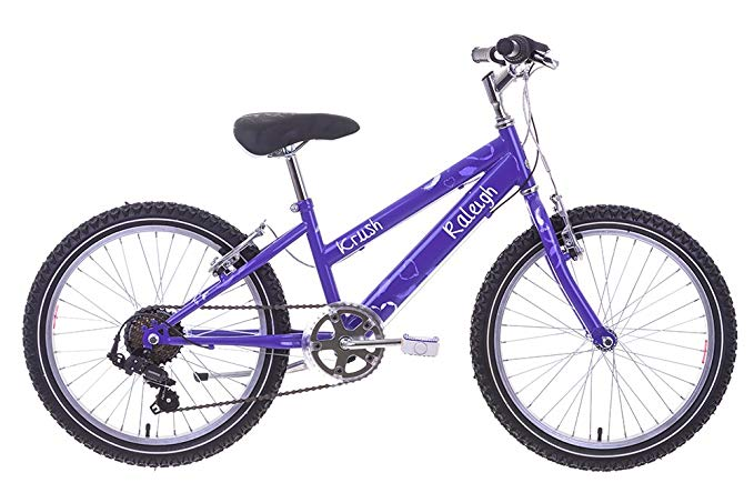 Raleigh Girl's Krush Bike Review