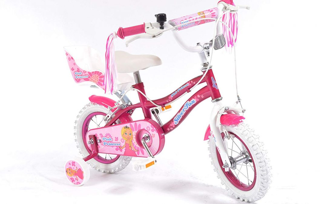 Muddyfox Girl Princess Spoked Wheels Bike Review
