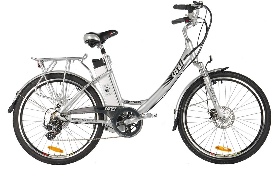 Lifecycle Alpine E Bike