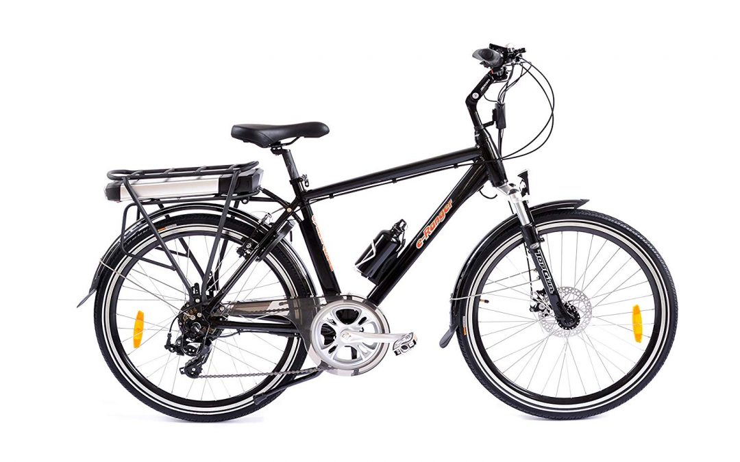 e-Ranger Overlander Electric Bike