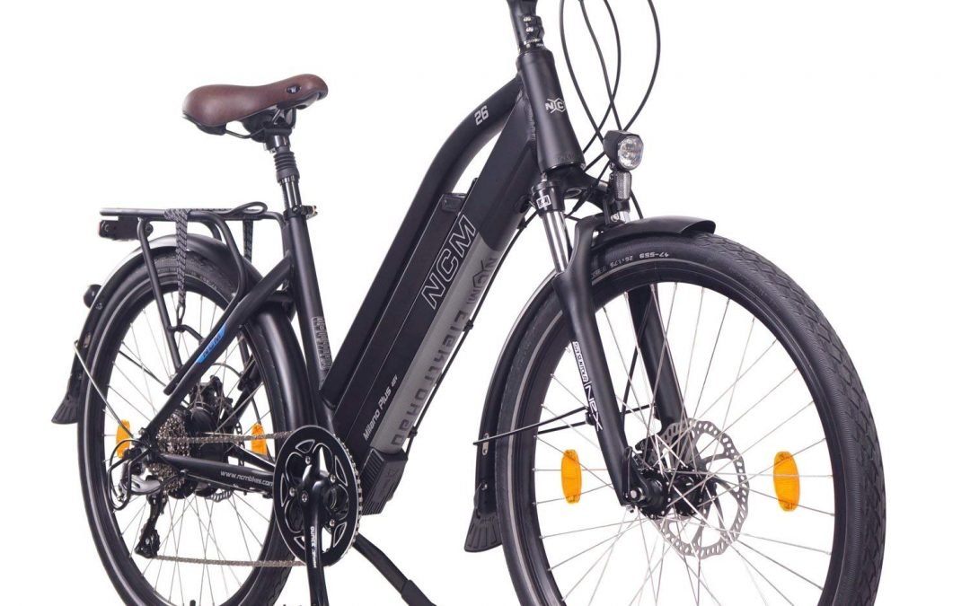 NCM Venice Plus 28 Electric Bike