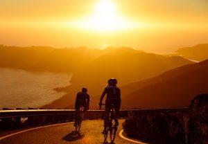 commuting by road bike