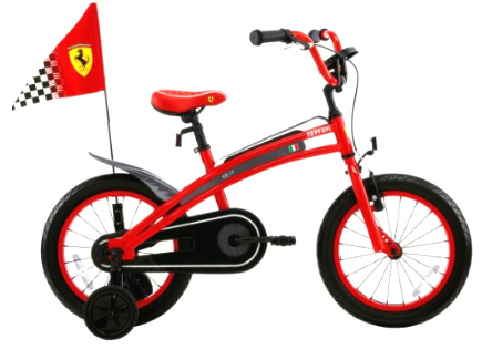 Ferrari Cx20 16″ Play cycle  review
