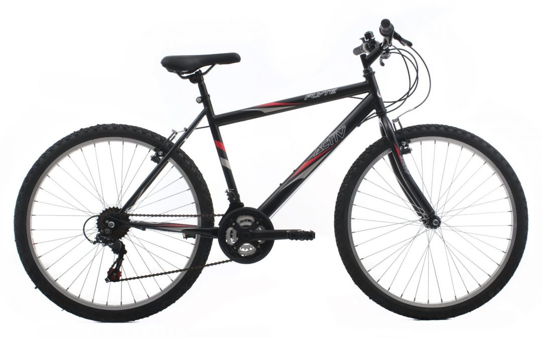 Activ by Raleigh Flyte II Men's Rigid Mountain Bike Review