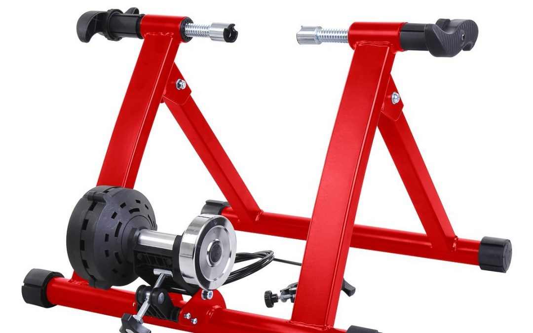 Magnetic 8 Level Resistance Turbo Trainer Review