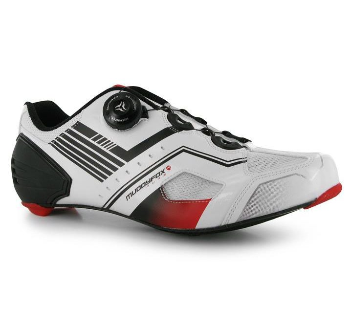 Muddyfox Mens RBS Carbon cycling shoes Review