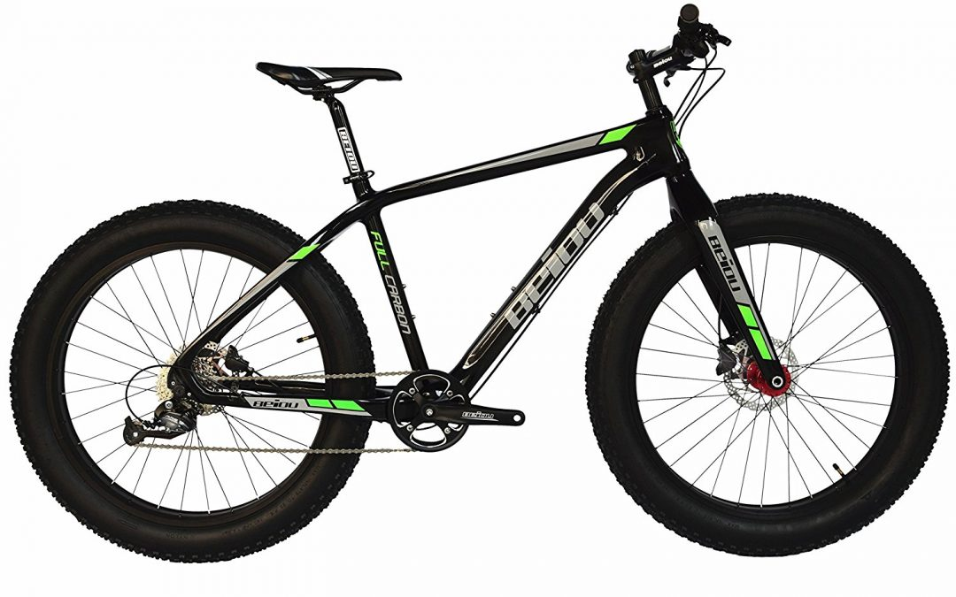 Beiou Full Carbon Fat Tire Bicycle fat mountain bike Review