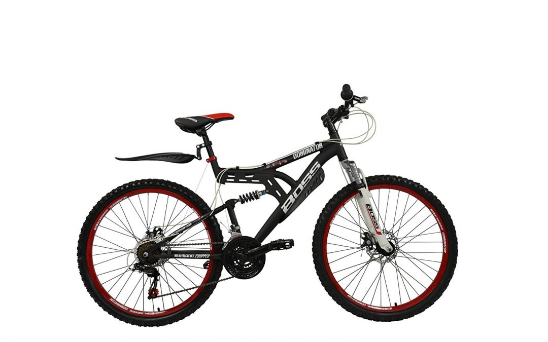 Boss Dominator Mountain Bike Review