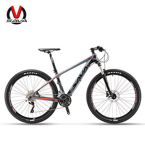 SAVA DECK 500 Carbon Fiber Mountain Bike 27.5 Review