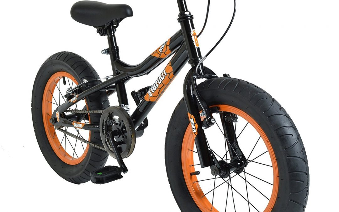 Bigfoot Mighty 16 inches Fat Bike Review