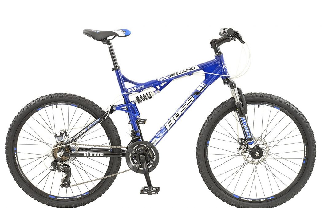 Boss Rebound Men's 21 Mountain Bike Review