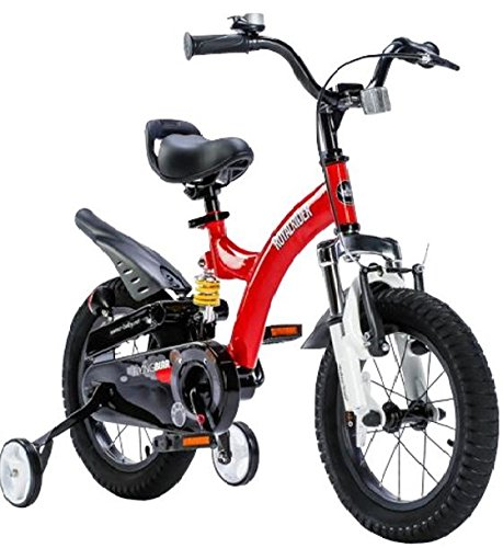 Royal Baby Flybear Freestyle BMX Review