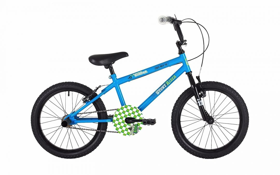 Bumper Stunt Rider 16-inch Boys BMX Bike Review