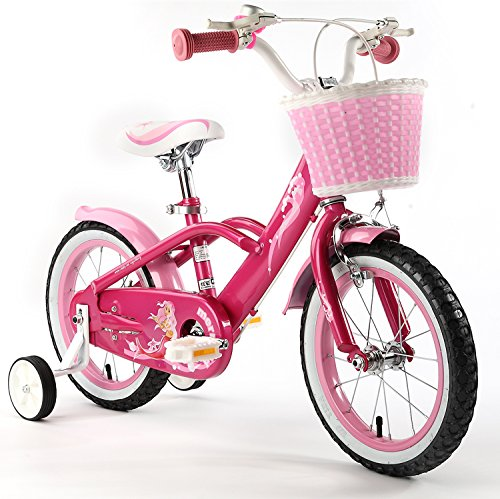 Royal Baby Mermaid Style Princess Pink Girls Bike Review