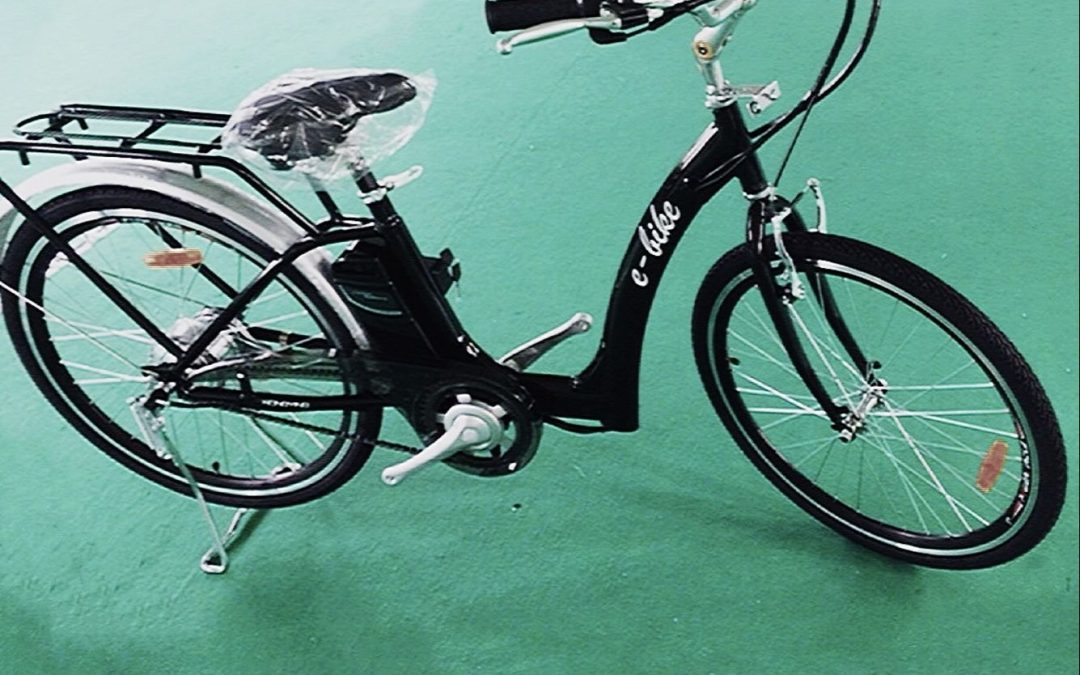 TDL6166 Modern City Electric Bicycle Review