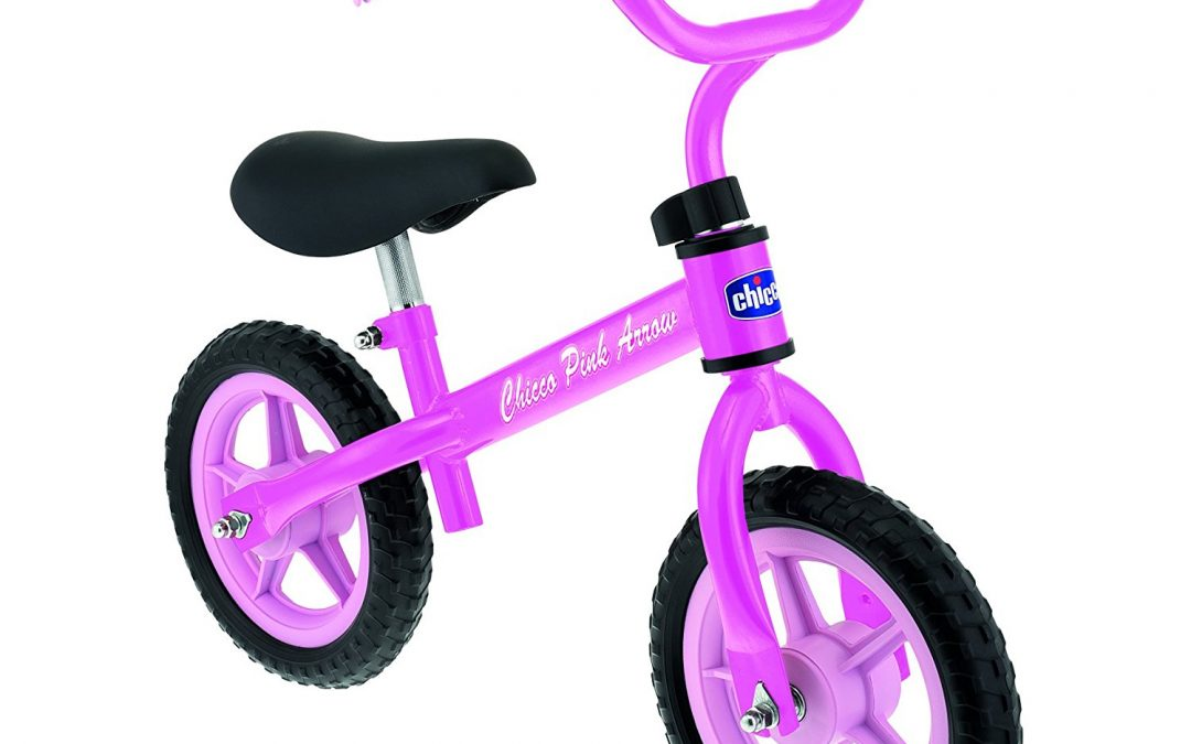 Chicco Pink Arrow Balance Bike Review