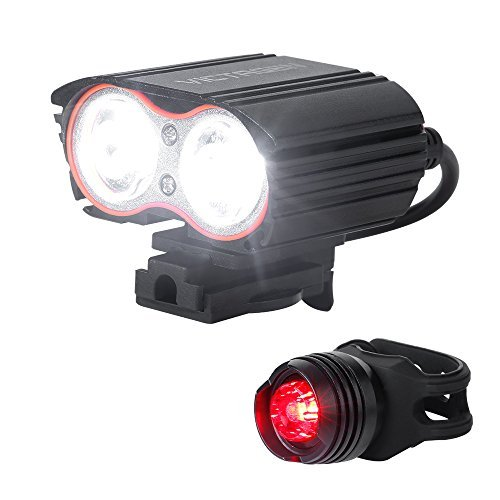 Victagen's USB-Rechargeable Bike Front Light Review