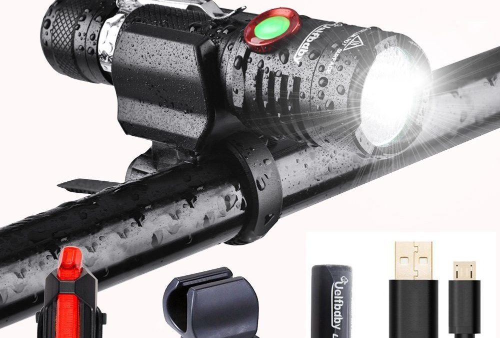 Degbit Super Bright Bike light set Review