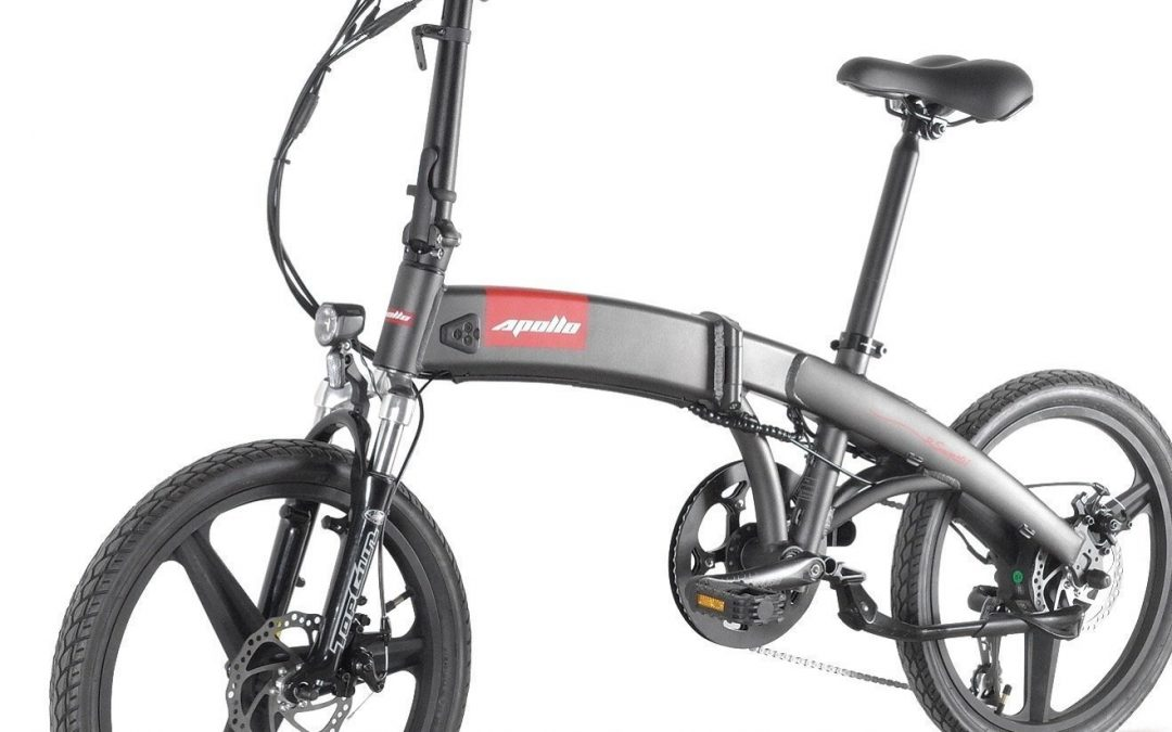 Smart Folding Electric Bike Review