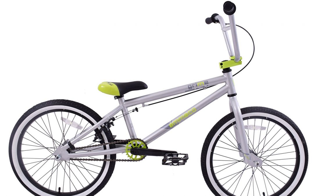 Ammaco Grime 20″ Wheel Freestyler BMX Stunt Bike Review