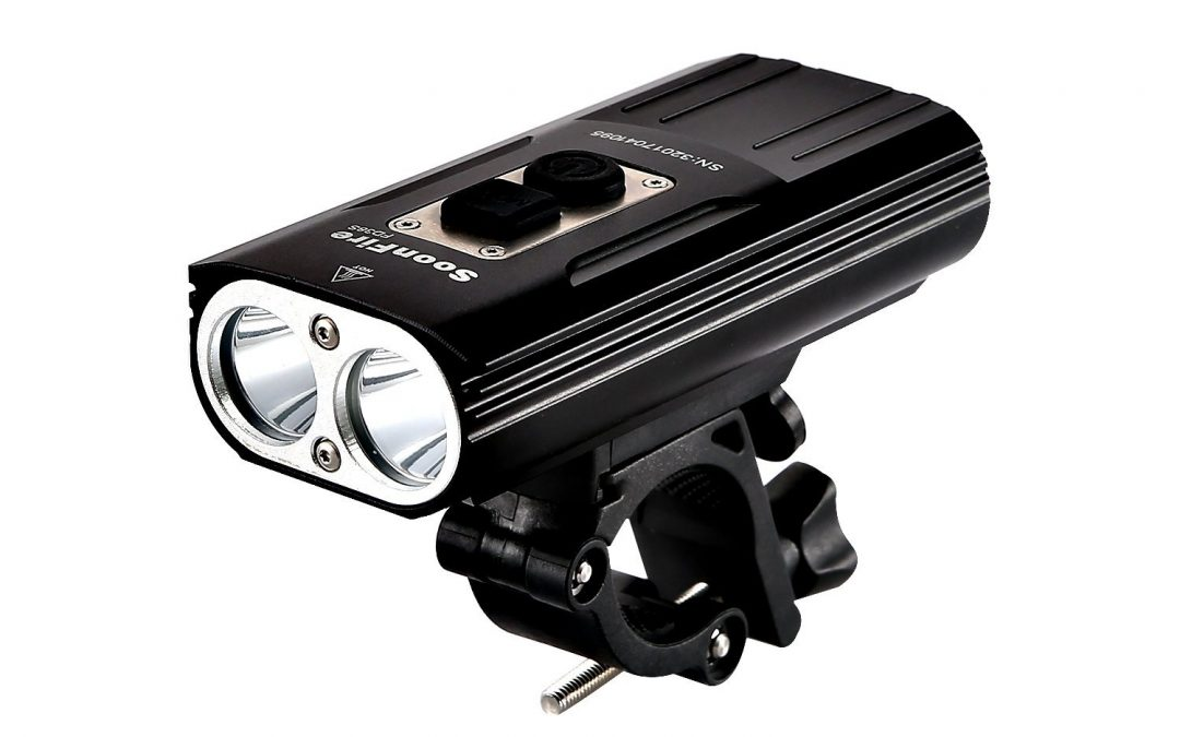 Soonfire FD38S Bike Headlight Review