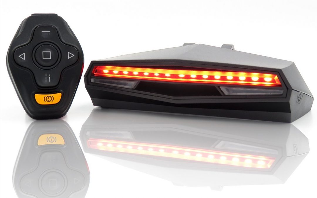 Ampulla Rechargeable Bike Tail light Review
