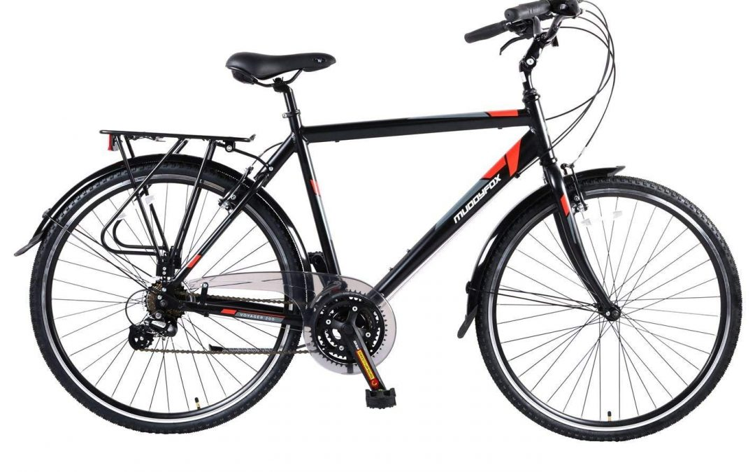 Muddyfox Mens Voyager 200 Bicycle Bike Review